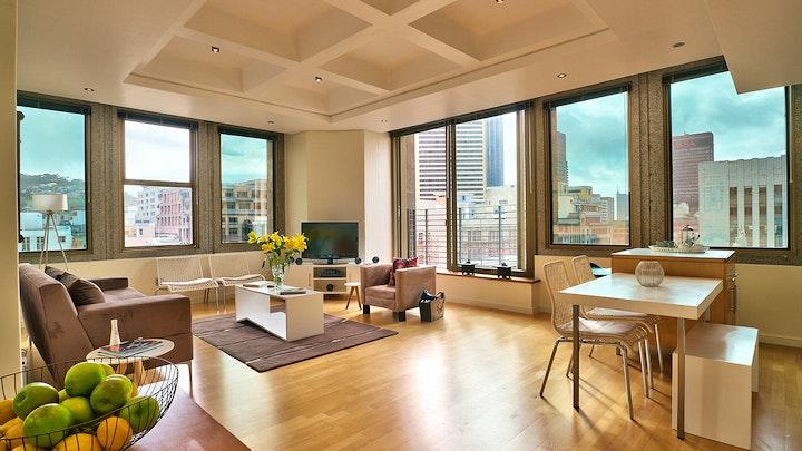 at Cartwright's Corner 9th Floor | TravelGround