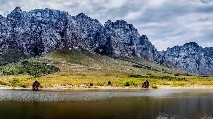 Slanghoek Accommodation at Platbos Log Cabins | TravelGround