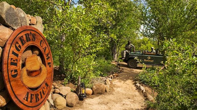 by Geiger's Camp - Motswari Game Reserve | LekkeSlaap