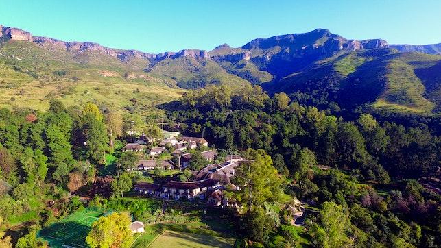 by The Cavern Drakensberg Resort & Spa | LekkeSlaap