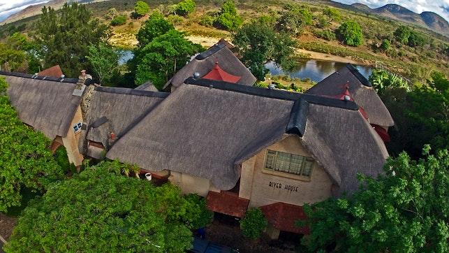 by River House Guest Lodge | LekkeSlaap