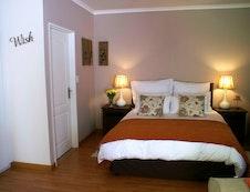 Luxury Orange Room