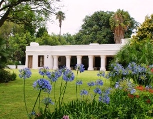 Leeuwenhof Country Lodge &Garden Spa