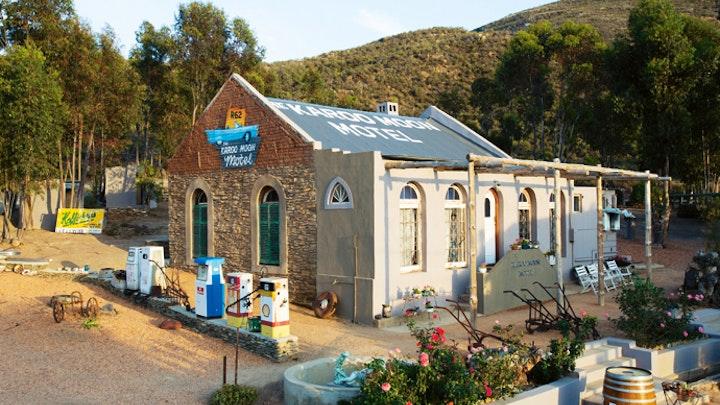 at The Karoo Moon Motel | TravelGround