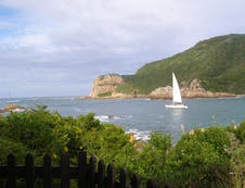 Scene from East Head Cafe