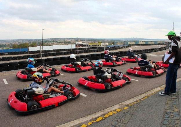 Kyalami Karting Circuit