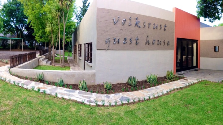 at Volksrust Guest House   TravelGround