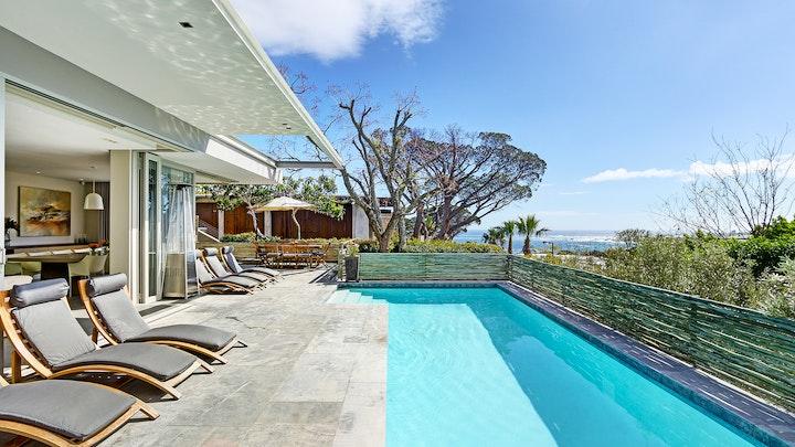 Camps Bay Accommodation at Blinkwater Villa | TravelGround
