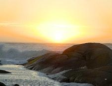 Breathtaking sunsets