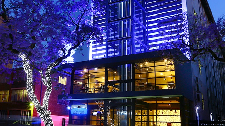 Pretoria CBD Accommodation at Morning Star Express Hotel | TravelGround