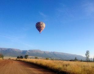 Harrops Hot Air balloon Safari Tours