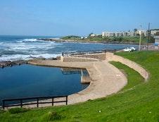 Uvonog tidal pool