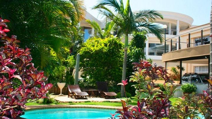 Umhlanga Accommodation at The Sandringham B&B | TravelGround