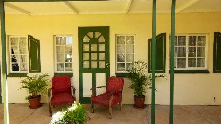 at Green Door Guest Cottage - Noorder Street   TravelGround