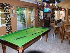 Bar & Games Room