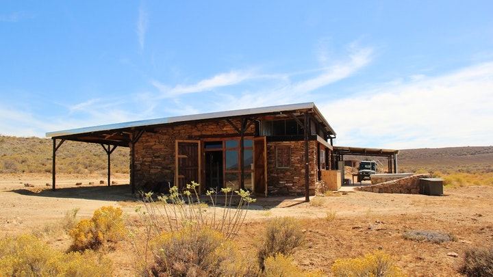 by Sand River Conservancy - Wagon House | LekkeSlaap