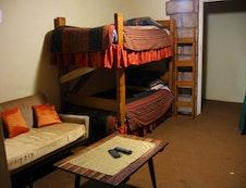 Unit 4 Second bedroom open plan