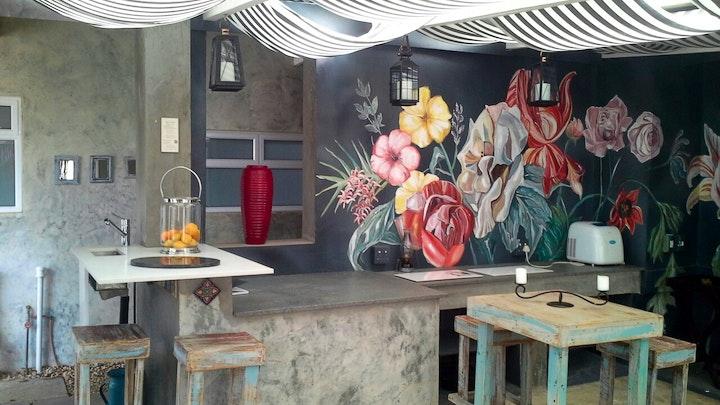 Parys Akkommodasie by Rose Acres Guest House | LekkeSlaap