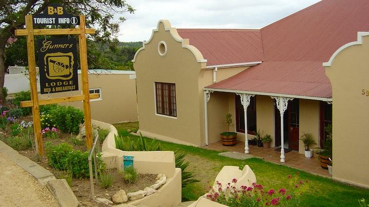 Napier Accommodation at Gunner's Lodge   TravelGround