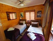 Hornbill Twin Bedroom