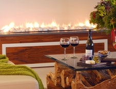 Fireplace Main Lounge