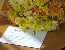 Welcome Card for Felsensicht Guests