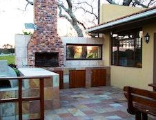 Braai patio