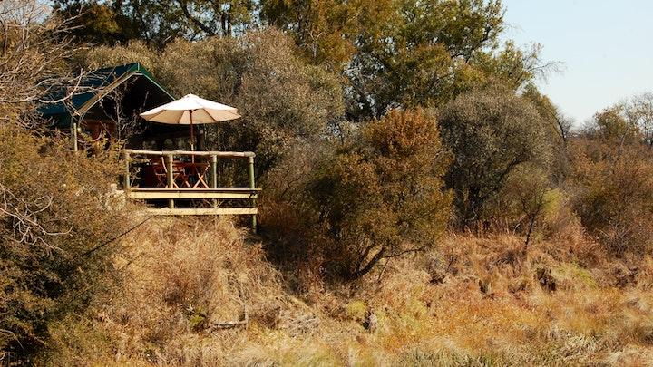by B'sorah Luxury Tented Camp   LekkeSlaap