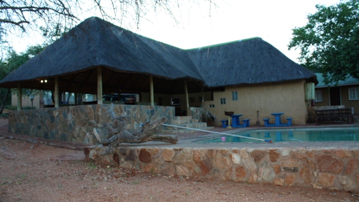 by Magorgor Safari Lodge | LekkeSlaap