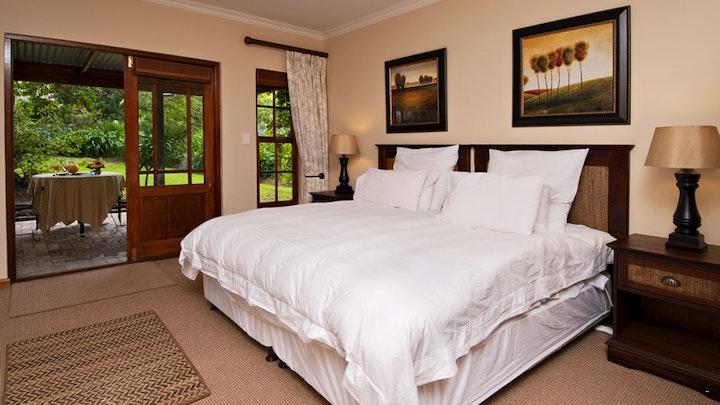 Somerset West Accommodation at Ongegund Lodge | TravelGround
