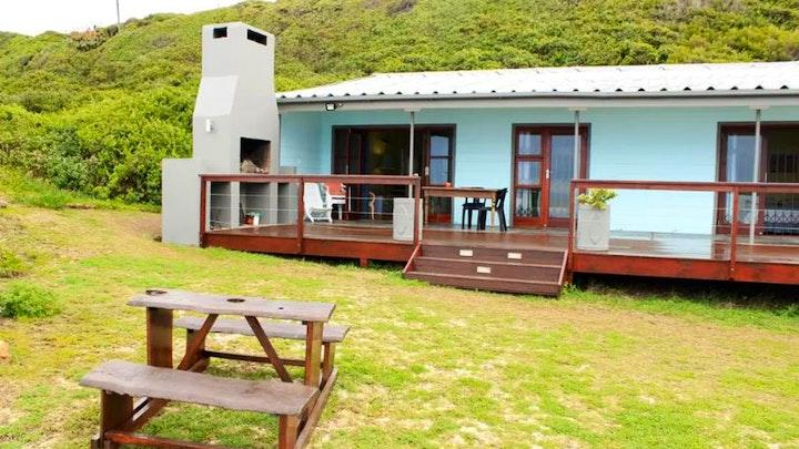 Reebok Akkommodasie by Mossel Bay Beach Cottage | LekkeSlaap