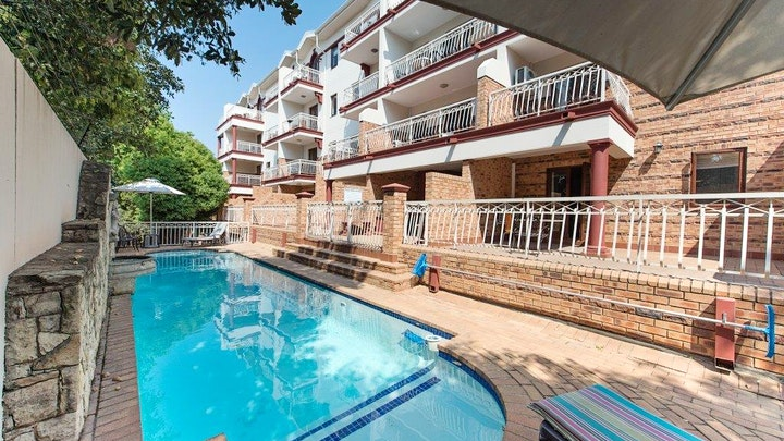 Sandton Accommodation at Sandton Times Square Serviced Apartments | TravelGround