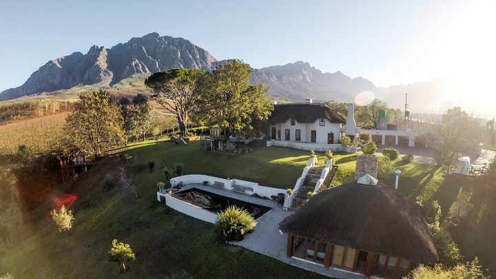 Tulbagh Accommodation at Tulbagh Mountain Manor | TravelGround