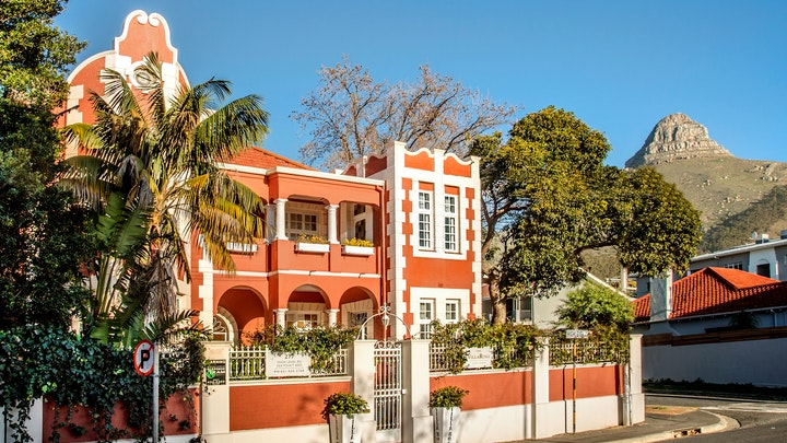 Sea Point Accommodation at The Villa Rosa Guesthouse | TravelGround