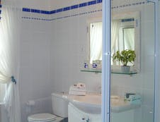 Blue Ocean bathroom