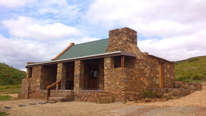 Overberg Accommodation at Appelkooskop Cottage | TravelGround
