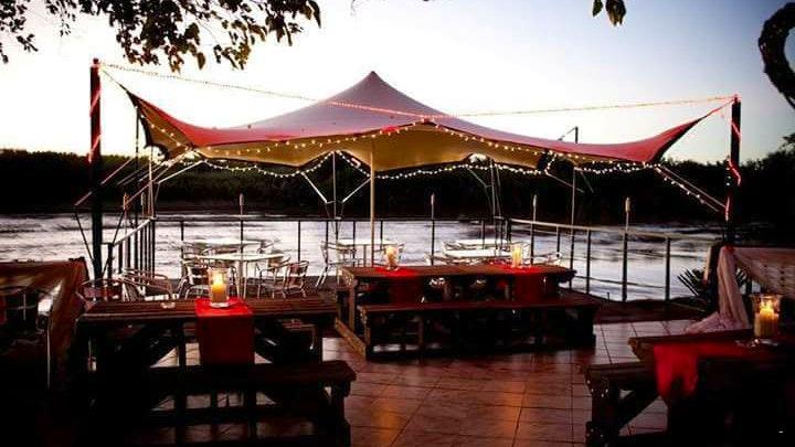 Kanoneiland Akkommodasie by Oranjerus Resort | LekkeSlaap