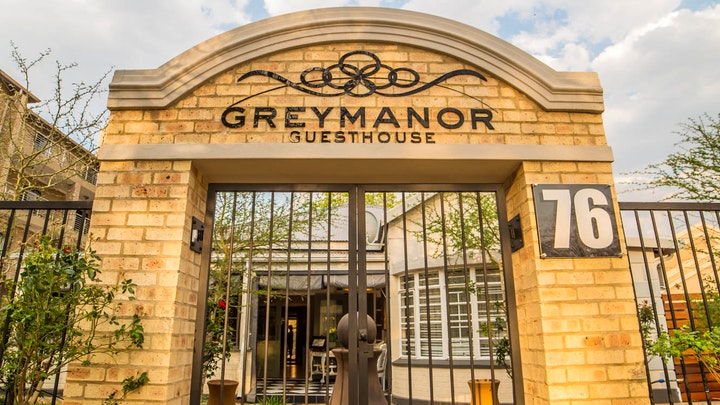 Die Bult Accommodation at Grey Manor Guesthouse | TravelGround