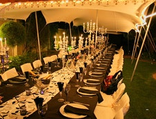 Table setting for functions