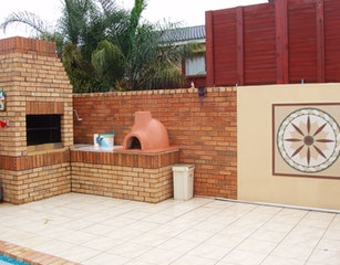 Braai at Pool
