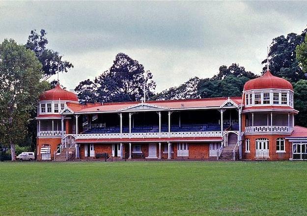 Alexandra Park Pavilion