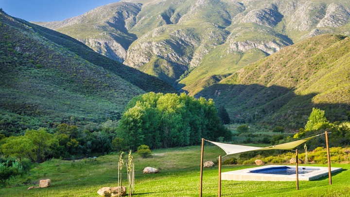 Klaasvoogd West Accommodation at Pat Busch Mountain Reserve | TravelGround