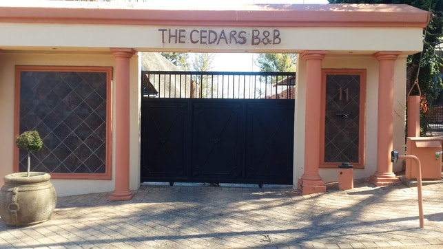 at The Cedars Bed and Breakfast | TravelGround