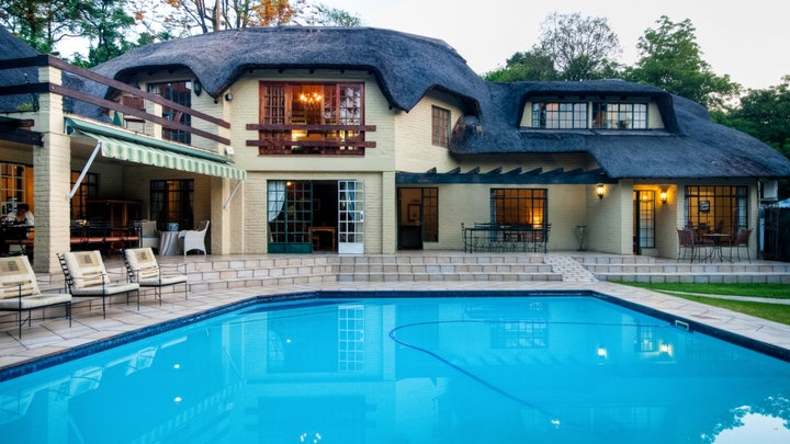 at Thatchfoord Lodge | TravelGround