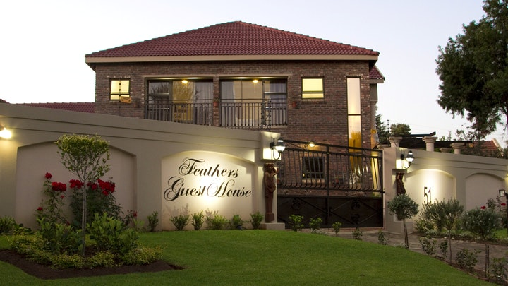 at Feathers Guest House | TravelGround