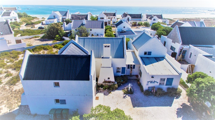 Paternoster Accommodation at Stay in Hocus Pocus Cottage | TravelGround