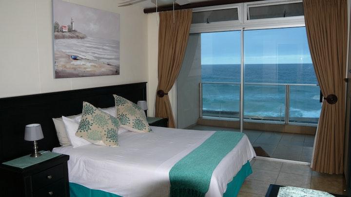 Margate Beach Akkommodasie by Santorini 105a   LekkeSlaap