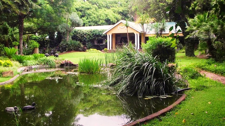 Pretoria Accommodation at Villa Baragha Country Estate | TravelGround