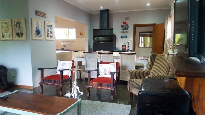 Bergsig Accommodation at House Immel   TravelGround