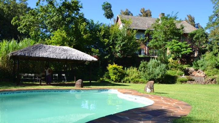 by Eagles Ridge Country House | LekkeSlaap